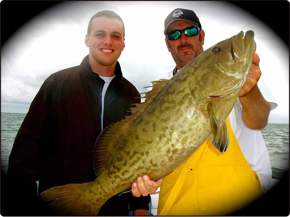 Grouper Fishing Crystal River Florida K5 Fishing Charters