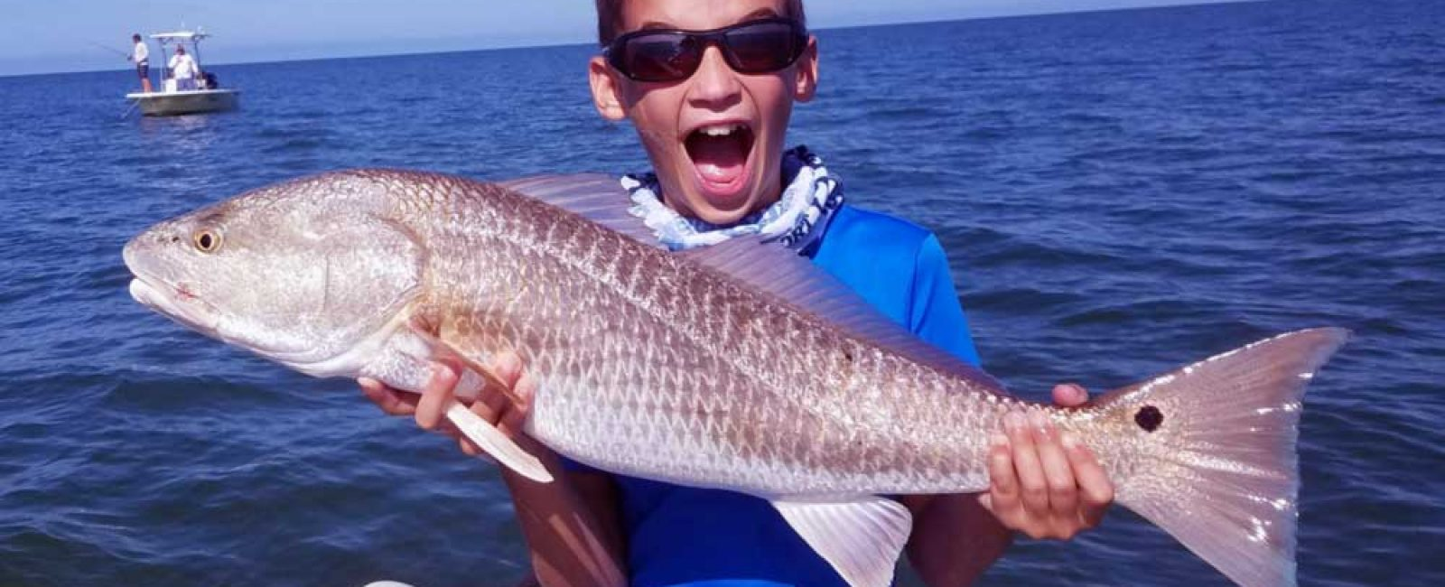 Riley-redfish